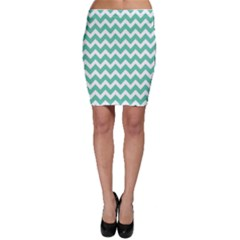 Chevron Pattern Gifts Bodycon Skirts
