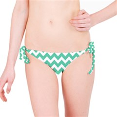 Chevron Pattern Gifts Bikini Bottoms