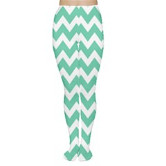 Chevron Pattern Gifts Women s Tights