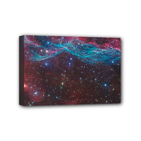 Vela Supernova Mini Canvas 6  X 4