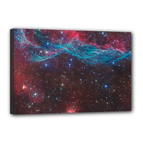 Vela Supernova Canvas 18  X 12