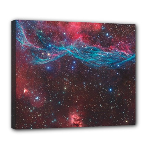 Vela Supernova Deluxe Canvas 24  X 20