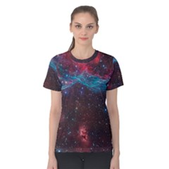 Vela Supernova Women s Cotton Tee