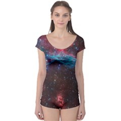 Vela Supernova Short Sleeve Leotard