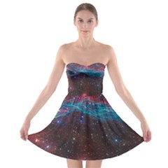 Vela Supernova Strapless Bra Top Dress