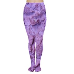 Purple Wall Background Women s Tights by Costasonlineshop