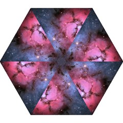 Trifid Nebula Mini Folding Umbrellas