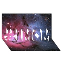 Trifid Nebula #1 Mom 3d Greeting Cards (8x4)