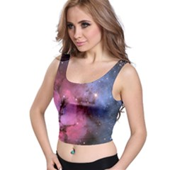 Trifid Nebula Crop Top