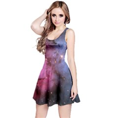 Trifid Nebula Reversible Sleeveless Dresses