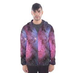 Trifid Nebula Hooded Wind Breaker (men)