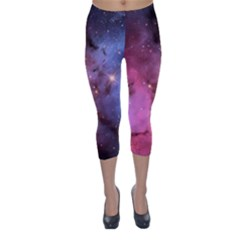 Trifid Nebula Capri Winter Leggings