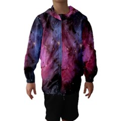Trifid Nebula Hooded Wind Breaker (kids)