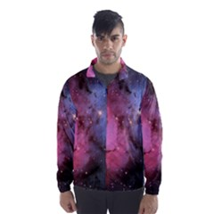 Trifid Nebula Wind Breaker (men) by trendistuff