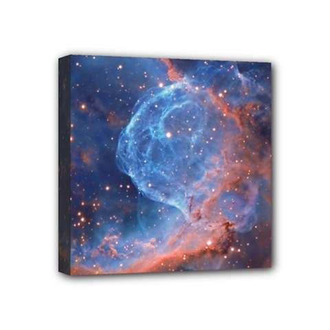 Thor s Helmet Mini Canvas 4  X 4
