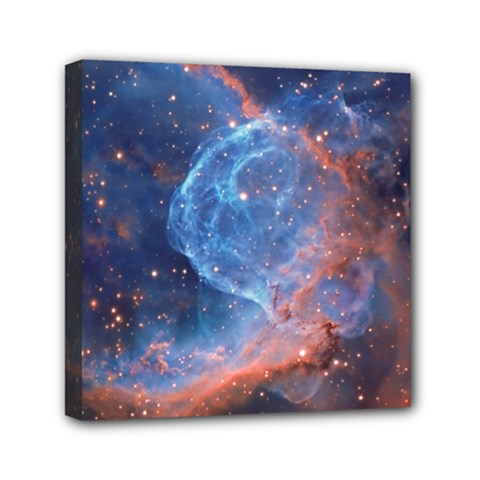 Thor s Helmet Mini Canvas 6  X 6