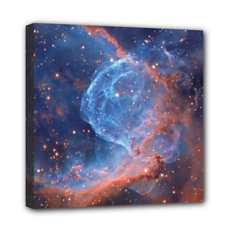 Thor s Helmet Mini Canvas 8  X 8
