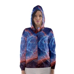 Thor s Helmet Hooded Wind Breaker (women)