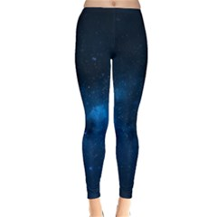 Starry Space Winter Leggings