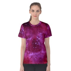 Rosette Nebula 1 Women s Cotton Tee