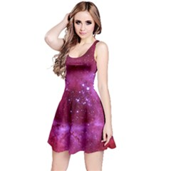 Rosette Nebula 1 Reversible Sleeveless Dresses by trendistuff