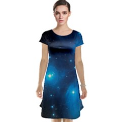 Pleiades Cap Sleeve Nightdresses by trendistuff