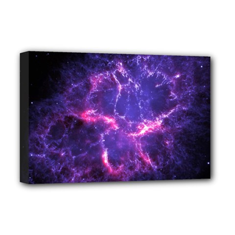 Pia17563 Deluxe Canvas 18  X 12   by trendistuff