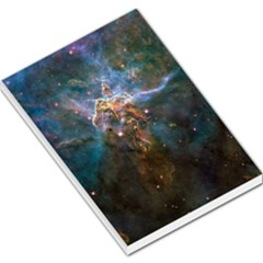 Mystic Mountain Large Memo Pads by trendistuff