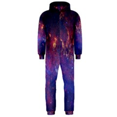 Milky Way Center Hooded Jumpsuit (men)  by trendistuff