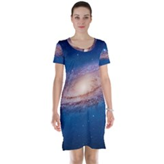 Andromeda Short Sleeve Nightdresses by trendistuff