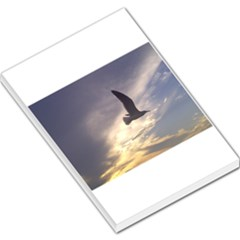 Seagull 1 Large Memo Pads by Jamboo