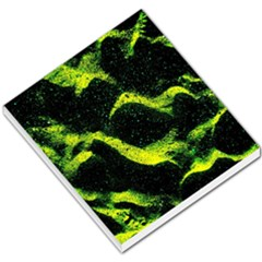 Green Northern Lights Small Memo Pads by Costasonlineshop