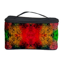 Colorful Goa   Painting Cosmetic Storage Cases by Costasonlineshop