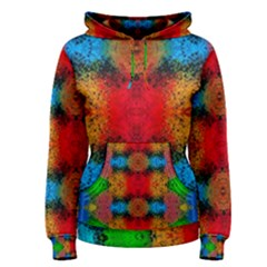 Colorful Goa   Painting Women s Pullover Hoodies by Costasonlineshop