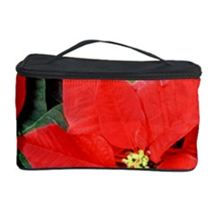 Poinsettia Cosmetic Storage Cases