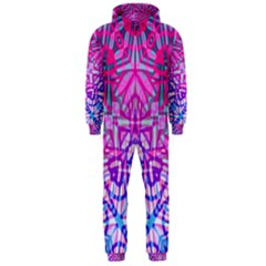 Ethnic Tribal Pattern G327 Hooded Jumpsuit (men)  by MedusArt