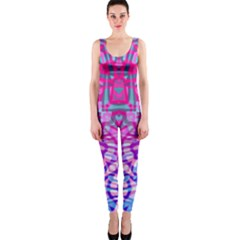 Ethnic Tribal Pattern G327 Onepiece Catsuits by MedusArt