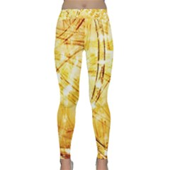 Light Speed Yoga Leggings by essentialimage