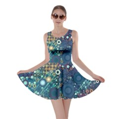 Blue Bubbles Skater Dresses by KirstenStar