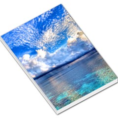 Maldives 1 Large Memo Pads by trendistuff