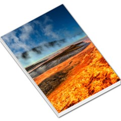 Fire River Large Memo Pads by trendistuff