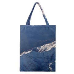 Mount Tapuaenuku Classic Tote Bags by trendistuff