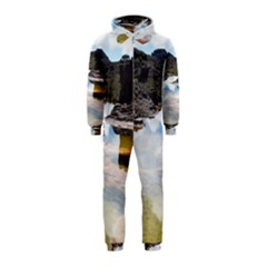 Mount Roraima 1 Hooded Jumpsuit (kids) by trendistuff