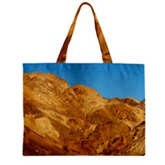 Death Valley Zipper Tiny Tote Bags by trendistuff