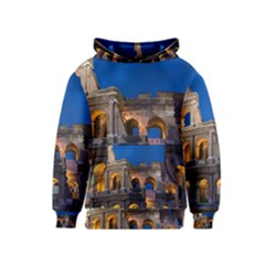 Rome Colosseum 2 Kid s Pullover Hoodies