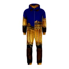 Parthenon 2 Hooded Jumpsuit (kids) by trendistuff