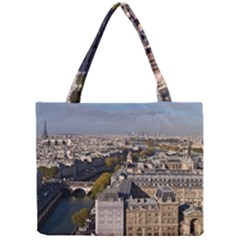 Notre Dame Tiny Tote Bags by trendistuff