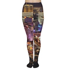 Las Vegas 2 Women s Tights by trendistuff
