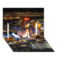 Las Vegas 1 I Love You 3d Greeting Card (7x5)  by trendistuff