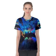 Reed Flute Caves 2 Women s Cotton Tee